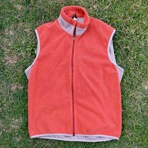 Vintage Patagonia Fleece Vest w/ Back Pocket